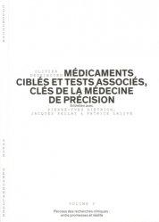 Dernières parutions sur Pharmacologie médicale, Médicaments ciblés et tests associés, clés de la médecine de précision