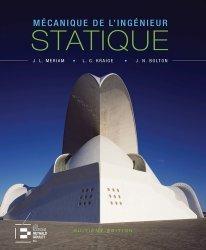 Dernières parutions sur Mécanique, Mécanique de l'ingénieur Volume 1 Statique