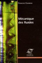 Dernières parutions dans Les cours, Mécanique des fluides