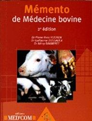 Souvent acheté avec Dictionnaire des Médicaments Vétérinaires Spécial filières, le Mémento de médecine bovine