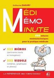 Dernières parutions sur Spécialités médicales, Médi-Mémo-Minute