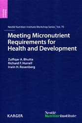 Dernières parutions dans Pediatric Nutrition, Meeting Micronutrient Requirements for Health and Development