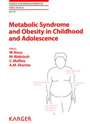 Dernières parutions sur Nutrition pédiatrique, Metabolic syndrome and obesity in childhood and adolescence