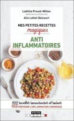 Dernières parutions dans Poche, Mes petites recettes magiques anti-inflammatoire