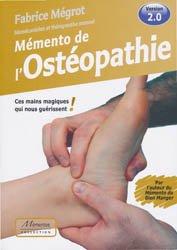 Dernières parutions sur Théories et concepts, Mémento de l'ostéopathie