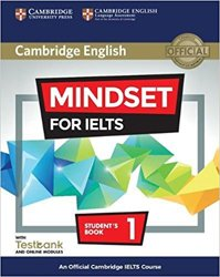 Dernières parutions sur IELTS, Mindset for IELTS Level 1 - Student's Book with Testbank and Online Modules An Official Cambridge IELTS Course