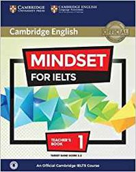Dernières parutions sur IELTS, Mindset for IELTS Level 1 - Teacher's Book with Class Audio An Official Cambridge IELTS Course