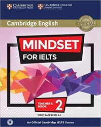 Dernières parutions sur IELTS, Mindset for IELTS Level 2 - Teacher's Book with Class Audio An Official Cambridge IELTS Course