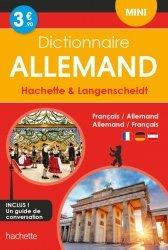 Dernières parutions sur Dictionnaires, Mini Dictionnaire Hachette Langenscheidt - Bilingue Allemand