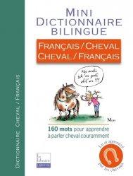 Souvent acheté avec Le cheval, le Mini dictionnaire bilingue