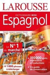 Dernières parutions sur Dictionnaires, Mini dictionnaire espagnol