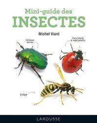 Dernières parutions sur Entomologie, Mini-guide des insectes