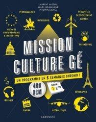 Dernières parutions sur Culture générale, Mission Culture Gé