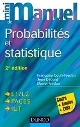 Nouvelle édition Mini Manuel de Probabilités et statistique