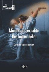 Dernières parutions sur Droit de l'enfant, Mineurs et sexualité