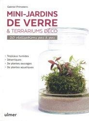 Dernières parutions sur Balcons - Pots - Terrasses, Mini-jardins de verre & terrariums déco