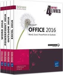 Dernières parutions dans COFFRET BUREAUT, Microsoft Office 2016
