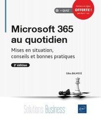 Dernières parutions dans Solutions Business, Microsoft 365 au quotidien