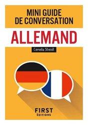 Dernières parutions sur Outils d'apprentissage, Mini guide de conversation allemand