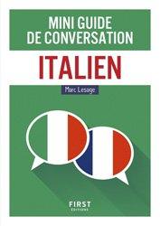 Dernières parutions sur Guides de conversation, Mini guide de conversation italien