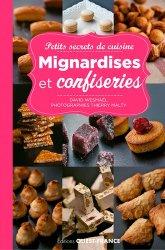 Dernières parutions sur Confiseries, Mignardises et confiseries