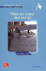 Dernières parutions sur Aquaculture - Pêche industrielle, Mise en valeur des étangs