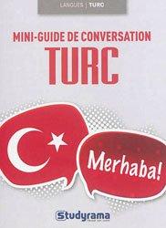 Dernières parutions dans Langues, Mini-guide de conversation en turc