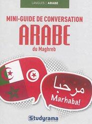 Dernières parutions dans Langues, Mini-guide de conversation en arabe du Maghreb