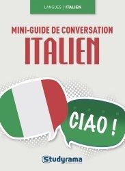 Dernières parutions dans Langues, Mini-guide de conversation italien