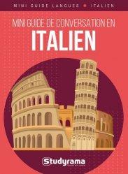 Dernières parutions sur Auto apprentissage (parascolaire), Mini-guide de conversation italien