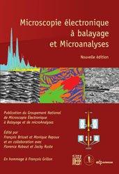 Dernières parutions sur Optique, Microscopie électronique à balayage et Microanalyses