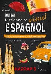 Dernières parutions sur Dictionnaires, MINI DICTIONNAIRE VISUEL ESPAGNOL