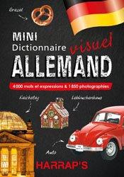 Souvent acheté avec Conjugaison Allemande, le Mini dictionnaire visuel allemand