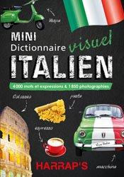 Dernières parutions sur Dictionnaires, MINI DICTIONNAIRE VISUEL ITALIEN