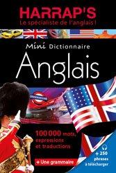 Dernières parutions sur Dictionnaires, MINI DICTIONNAIRE ANGLAIS