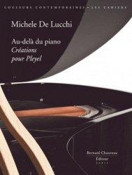 Dernières parutions dans Les Cahiers, Michèle de Lucchi. Au-delà du piano