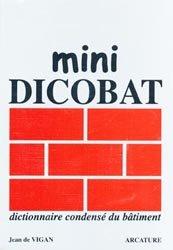 Nouvelle édition Mini Dicobat