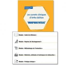 Dernières parutions dans Les carnets cliniques d'Ortho Edition, Morphosyntaxe