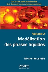 Dernières parutions sur Sciences naturelles, Modélisation des phases liquides