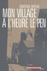 Dernières parutions dans L'épreuve des faits, Mon village à l'heure Le Pen