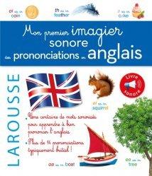 Dernières parutions sur Jeux, Mon 1er imagier sonore des prononciations en anglais