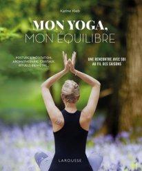 Dernières parutions sur Yoga, Mon Yoga, mon équilibre livre médecine 2020, livres médicaux 2021, livres médicaux 2020, livre de médecine 2021