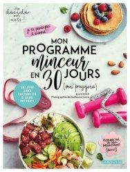 Dernières parutions sur Guides gastronomiques, Mon programme minceur 30 jours