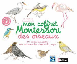 Dernières parutions sur Oiseaux des parcs et des jardins, Mon coffret montessori des oiseaux