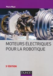 Dernières parutions sur Cours d'électronique, Moteurs électriques pour la robotique