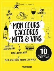 Dernières parutions sur Accords mets et vins, Mon cours d'accords mets et vins