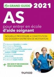 Dernières parutions dans Je prépare, Mon Grand Guide IFAS 2021 pour entrer en école d'Aide-soignant