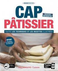 Dernières parutions sur Etudes hôtellerie restauration, Mon petit CAP pâtissier. Manuel élève, Edition 2020