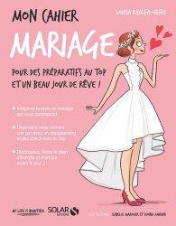 Dernières parutions sur Mariage, Mon cahier mariage