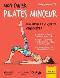 Dernières parutions sur Pilates, Mon cahier pilates minceur